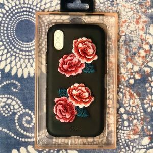 Brand New Sonix floral iPhone X (fits XS) case